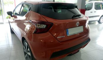 NISSAN MICRA 1.0 N-CONNECTA completo