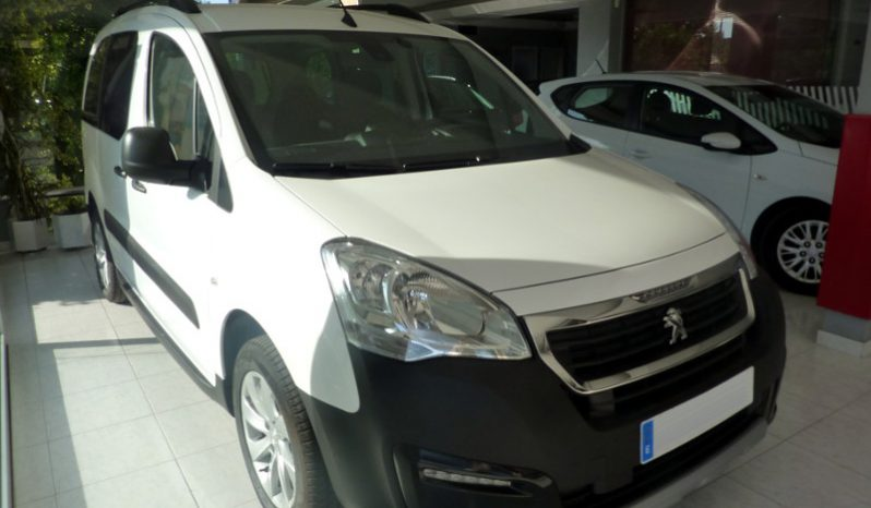 PEUGEOT PARTNER 1.6 BLUE HDI completo